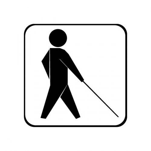 Laski dla niewidomych