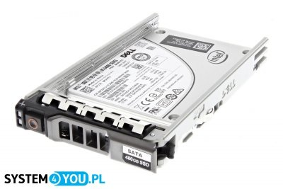 Dysk Dell 480GB SSD SATA 2,5 6G Mixed Use