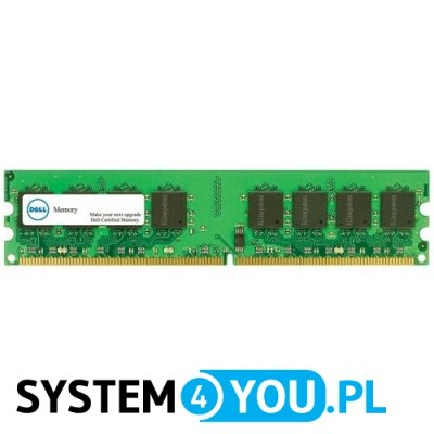 Pamięć Dell 16GB 2Rx8 DDR4 RDIMM PC4-19200 2400MHz