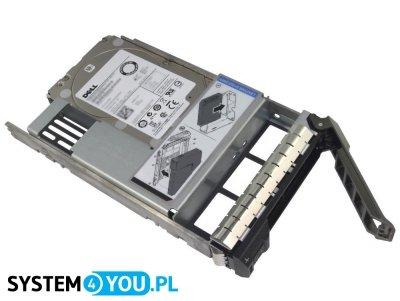 Dysk DELL 2.4TB 10K RPM 12Gbps 2.5 SAS
