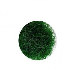Hedvábné řasy Zelené C 0,20