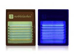 Rzęsy fluorescencyjne Jasnoniebieskie C 0,07