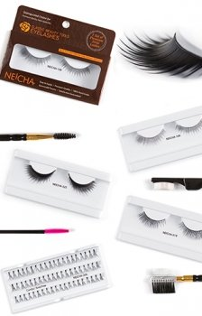 Strip and Individual Lashes