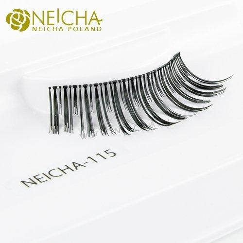 Strip false eyelashes 115