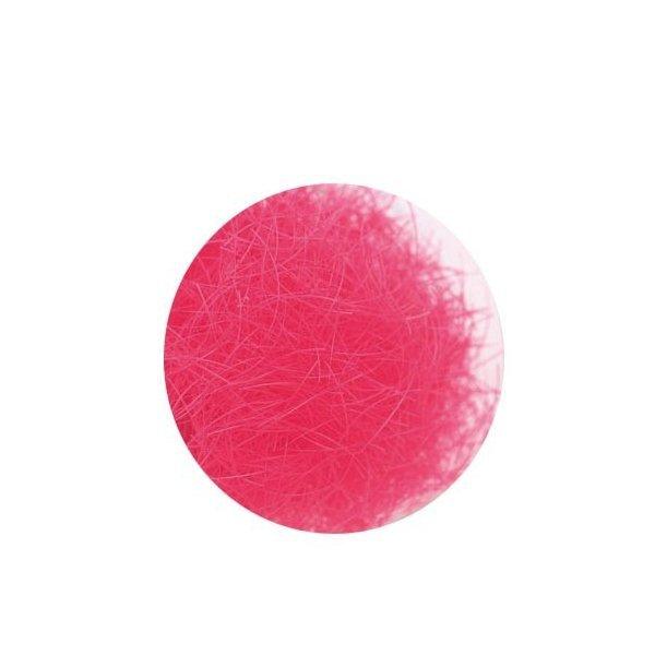 Rzęsy Różowe jedwabne C 0,20