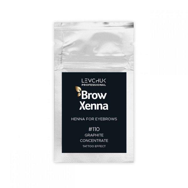 PROMOCJA Henna pudrowa do brwi w saszetkach Brow Henna (Xenna)