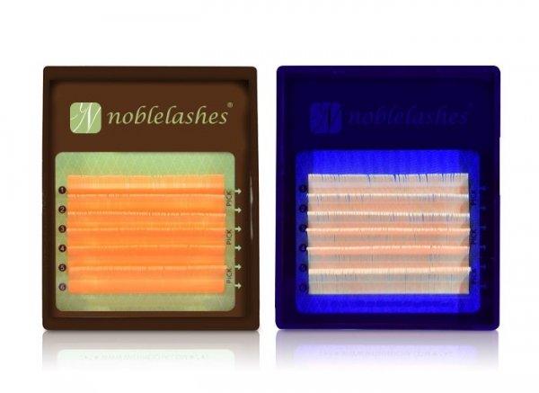 Rzęsy fluorescencyjne Żółte C 010