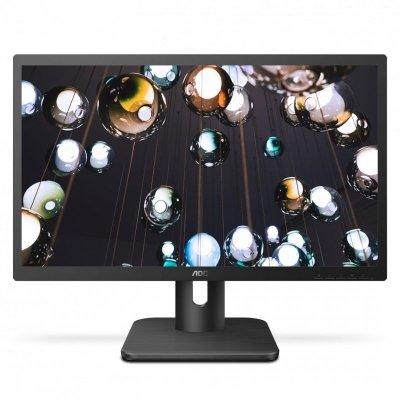 AOC E1 22E1D monitor komputerowy 54,6 cm (21.5) 1920 x 1080 px Full HD LED Czarny