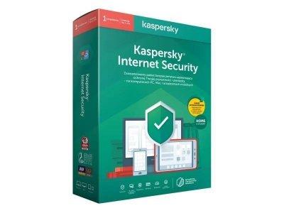 Kaspersky Internet Sec. Home and Student PL 1D/12M