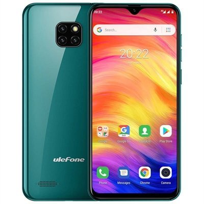 Smartphone Ulefone Note 7 (green)