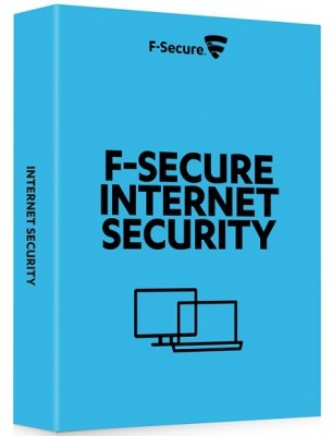 F-secure Internet Security PL 1 PC 1 ROK ESD
