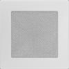 KRATKA kominkowa 17x17 biała