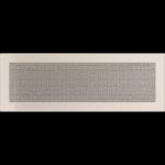 KRATKA kominkowa 17x49 kremowa