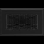 KRATKA kominkowa OSKAR 11x17 czarna