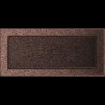 KRATKA kominkowa 17x37 miedziana malowana