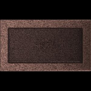 KRATKA kominkowa 17x30 miedziana