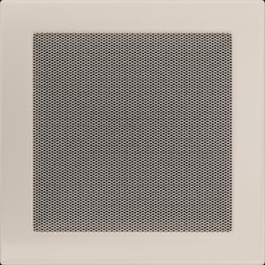 KRATKA kominkowa 22x22 kremowa