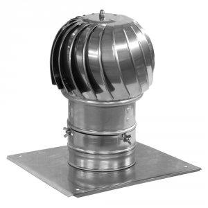 Nasada kominowa Turboflex max aluminiowy 200mm