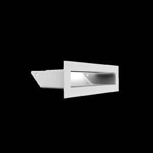Kratka kominkowa LUFT SF biały 6x20