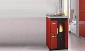 NINA 7,5 kW kuchnia wolnostojąca
