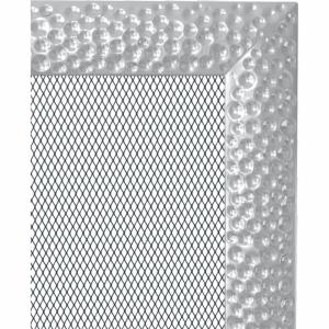 KRATKA kominkowa Venus 11x17 niklowana