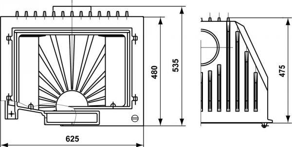 Universal Porta 14kW