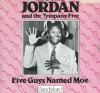Louis Jordan And The Tympany Five - Five Guys Named Moe (CD)