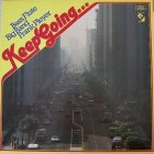 Bass Flute Big Band Frank Pleyer - Keep Going ... (LP)