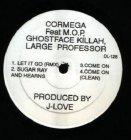 Cormega - Let It Go (Remix) (12'')