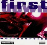 First Down - World Service (CD)