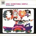 The Adam Singers - Sing Something Simple (LP)