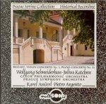 Mozart: Violin Concerto No. 5, Piano Concerto No. 23 (CD)