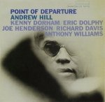 Andrew Hill - Point Of Departure (CD)