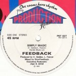 Feedback - Simply Magic (12'')