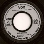VOX - In The Mood / Birdland (7'')