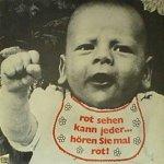 Rot Sehen Kann Jeder... Hören Sie Mal Rot! (LP)