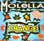 Molella - Change (Maxi-CD)