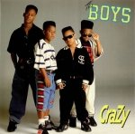 The Boys - Crazy (12'')