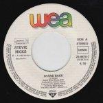 Stevie Nicks - Stand Back (7'')