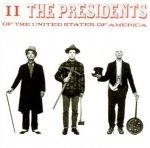 The Presidents Of The United States Of America - II (CD)