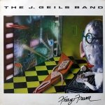 The J. Geils Band - Freeze-Frame (LP)