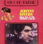 Johnny Rivers - More Live At The Whiskey-A-Go-Go (LP)