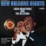 Louis Armstrong And The All-Stars - New Orleans Nights (LP)