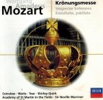 Wolfgang Amadeus Mozart - Krönungsmesse; Vesperae Solennes; Exsultate, Jubilate (CD)