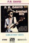 F.R. David - Greatest Hits (MC)