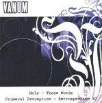 Vanum / Tzesne - Vanum / Tzesne (CD)