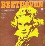 Beethoven - Państwowa Orkiestra Filharmonii Łódzkiej Conducted By Henryk Czyż - V Symfonia C-Moll Op. 67 (LP)
