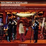 Solomon & Socalled - Hiphopkhasene (CD)