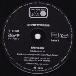 Orient Express - Shine On (12)