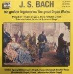 J. S. Bach - Die Großen Orgelwerke / The Great Organ Works (CD)